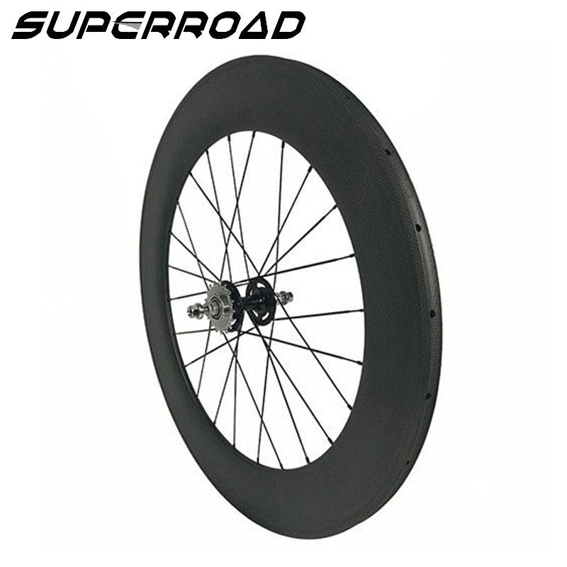 23mm wide road wheels