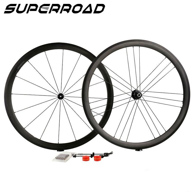 carbon road bike wheels