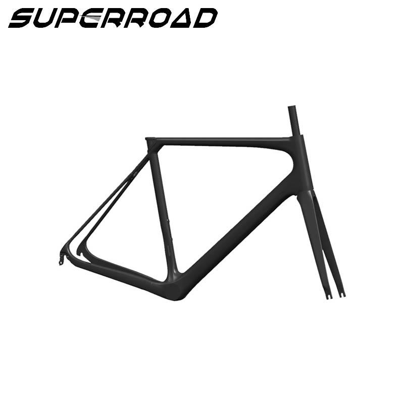 bicycle road frames