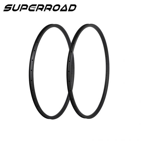 Asymmetric Carbon Rims asymmetrical mtb rim 650b carbon rims
